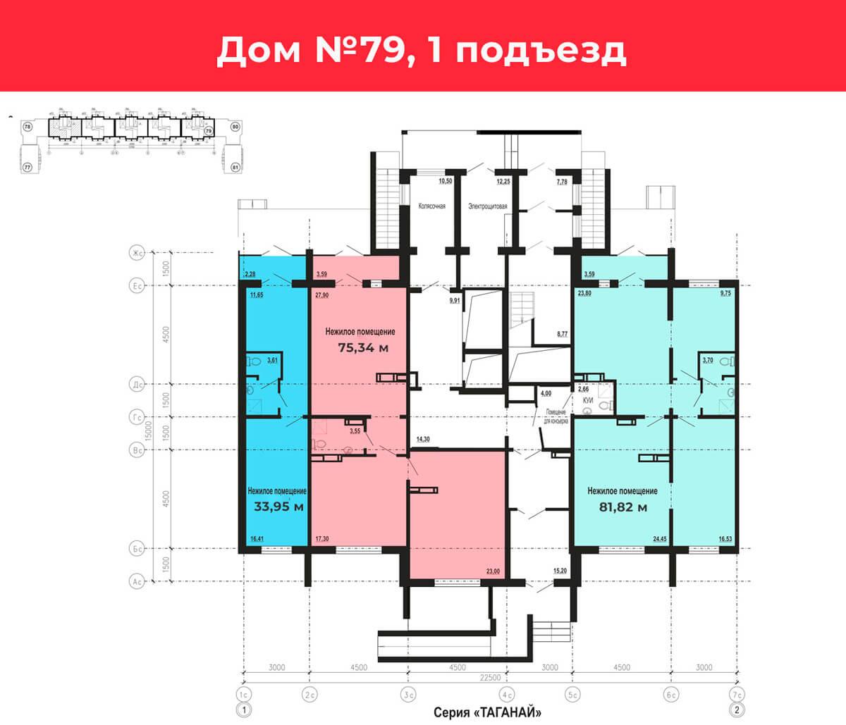 Академ Riverside — Коммерческая недвижимость
