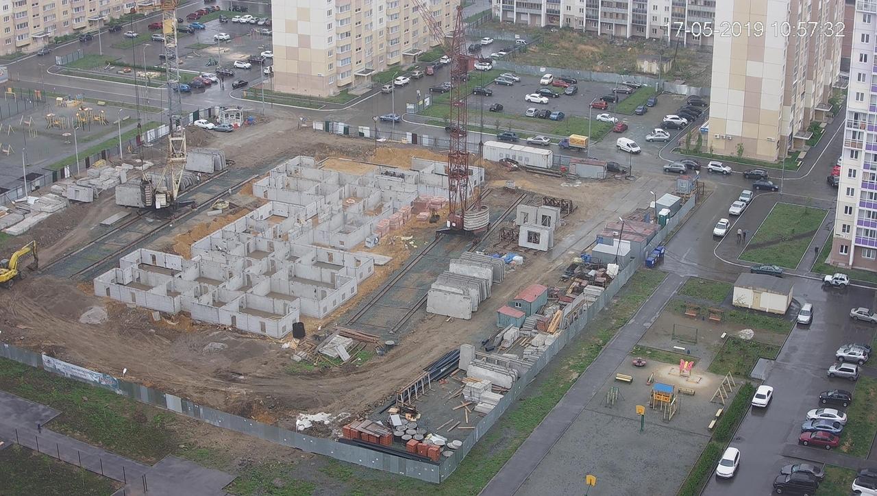 Строительство детского сада в ЖК АКАДЕМ Riverside