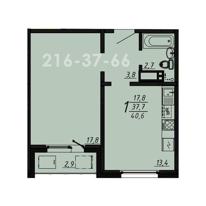академ сити планировки и цены дома №12
